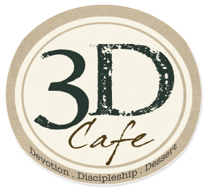 3d cafe graphic (circle)
